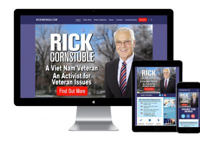 Candidate Website Rick Cornstuble