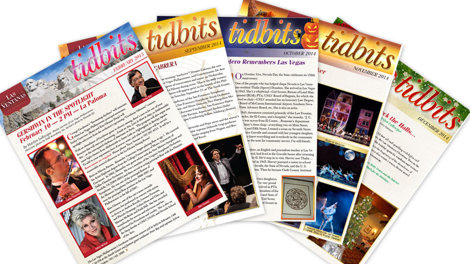 Las Ventanas Tidbits Newsletter