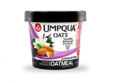 Umpqua Oats Product Packaging Design
