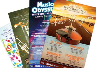 Las Vegas Youth Orchestra Program Design
